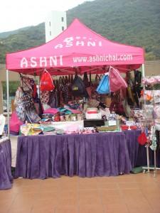 Ashni's Market Stand